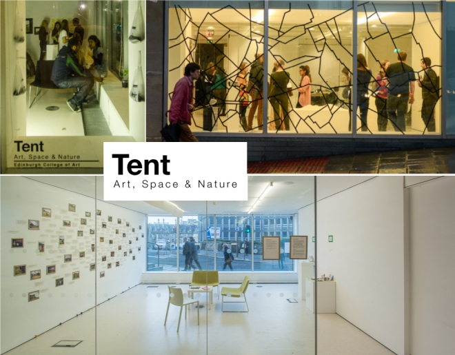 Tent Gallery | Art, Space & Nature | Edinburgh