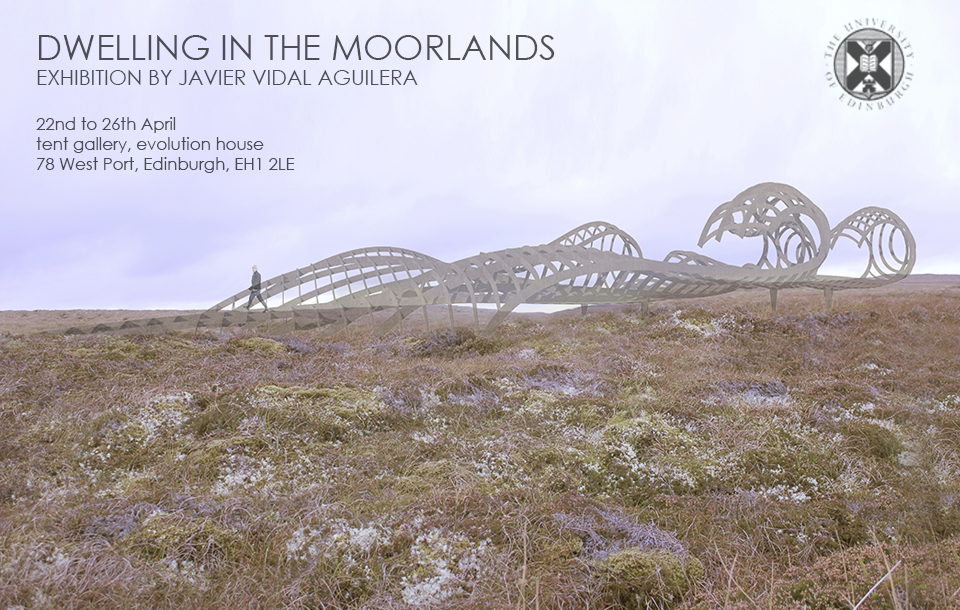 ... MFA candidate and architect from Spain that features a design for a hypothetical dwelling inspired by the context of the moorland of Lewis and Harris ... : tent dwelling - memphite.com