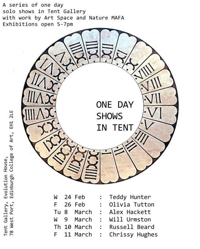 onedayshowsposter