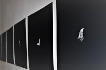 'Irises' [detail]