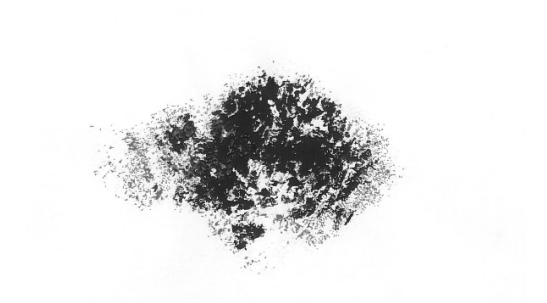 print of moss
