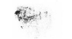 print of sand